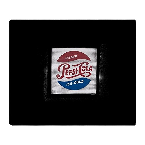 (CafePress Pepsi-Cola Ice Cold Soft Fleece Throw Blanket, 50
