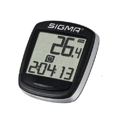 Sigma Sport Baseline 1200 Wired Bicycle Computer by Sigma Sport