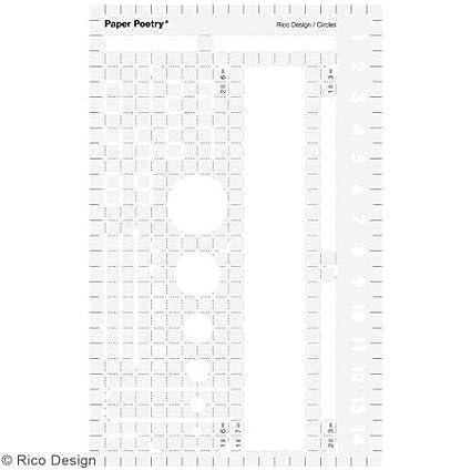 Amazon.com: Plantilla para agenda (5.9 x 3.7 in): Kitchen ...
