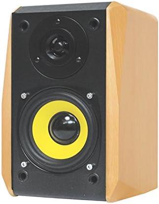 Import Allemagne Dynavox TG-1000B Haut parleur 50 W Lot de 2 H/être