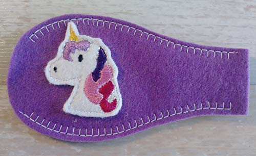 Eye Patch - Unicorn (covering LEFT eye) from Patch Me