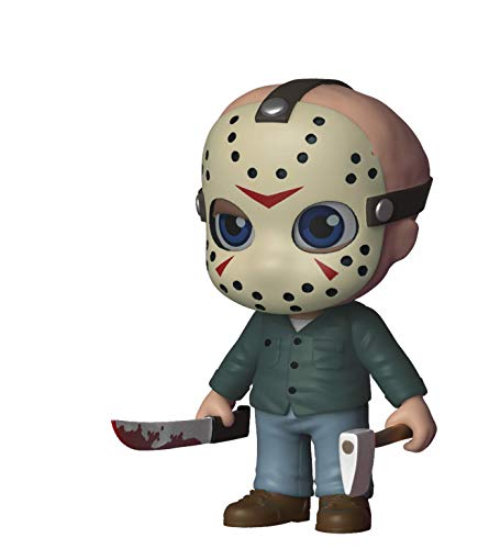 Funko - 5 Star Horror Jason Voorhees, Multicolor, 34012