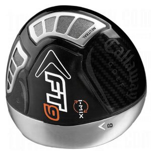 - Callaway I-Mix FT-9 Driver Head (Neutral, 11-Degree Loft, Right-Handed)