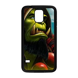 Samsung Galaxy S5 Phone Case Cover Black Thrall4 EUA15983747 Rugged Phone Case