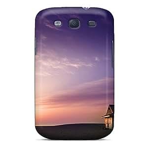 HDt2260liOA Faddish Hd Beach House Case Cover For Galaxy S3