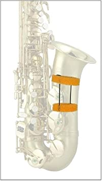 Sourdine Dalto pour Le Bruit De Pratique De Saxophone Dalto Enl/èvent La Partie Dinstrument De Musique Vbestlife Lamortisseur De Sourdine De Sax en Alliage Daluminium