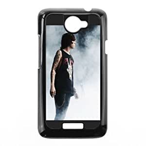 Sleeping With Sirens HTC One X Cell Phone Case Black