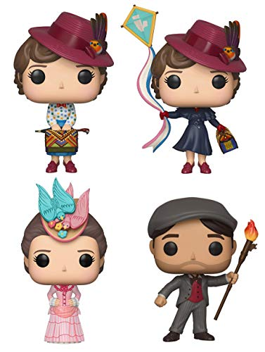 Funko Mary Poppins Returns Complete Set (4)