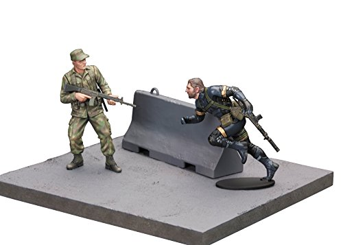 Kotobukiya Metal Gear Solid V: Metal Gear Solid Ground Zero Set Plastic Model Kit