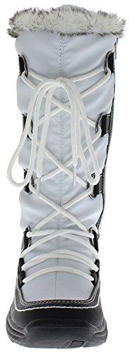 Snow WeatherProof Black White Boot Women's Moria xxqZwECF4