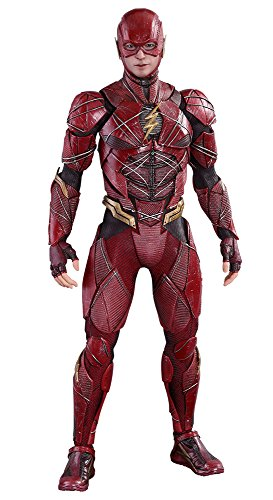Hot Toys The Flash MMS448 Marvel 1/6th Scale Movie Masterpiece Collectible Justice League Figure from Hot Toys