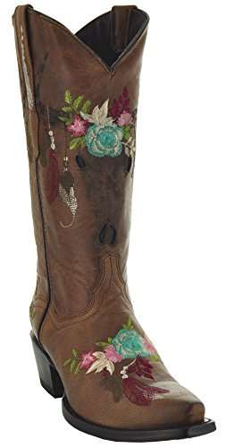 M50029 Longhorn Fashion Soto Boots Cowgirl Women's Boots by R61UP1qw