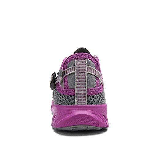 Scarpe Da Trekking Sportive Sneakers Escursionismo Zpl Donna Gray All aperto  Arrampicata TqHx5dwp a992eae8c65