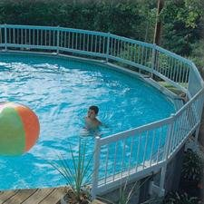 Protect-A-Pool Fence -Tan, Gate Kit