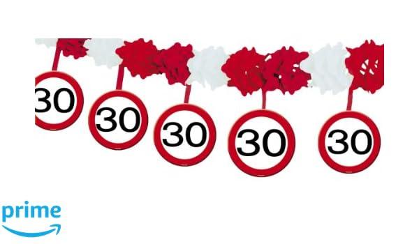 Folat Guirnalda para Fiestas de cumpleaños (30 años), diseño ...