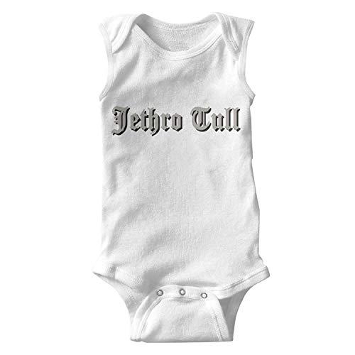 (Walter Fanny Unisex-Baby Jethro-Tull:-Live-at-Madison-Square-Garden-1978- Cotton Sleeveless Bodysuits)
