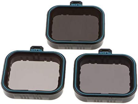 3点セット ND4 ND8 ND16フィルター GoPro Hero 7 6 5 Blackスポーツカメラ 互換性