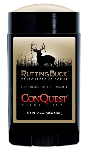 Conquest Scents Rutting Buck In A Stick