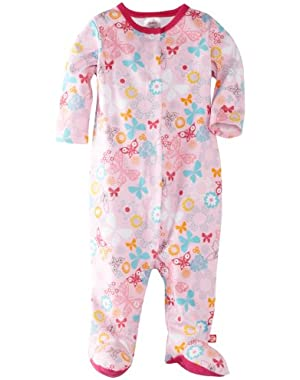 Baby Girls' Summer Dream Footie