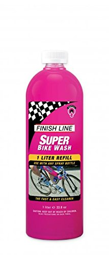 Finish Line Super Bike Wash Bicycle Cleaner, 33.8-Ounce