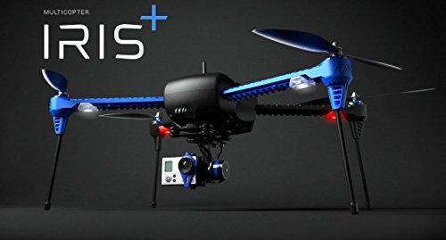 3D Robotics Iris+ Quadcopter Personal Drone