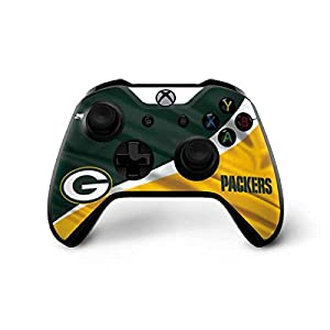 Green Bay Packers Xbox One X Controller Skin - Green Bay Packers | NFL X Skinit Skin