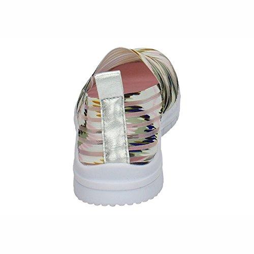 XTI Damen Sneakers Taupe