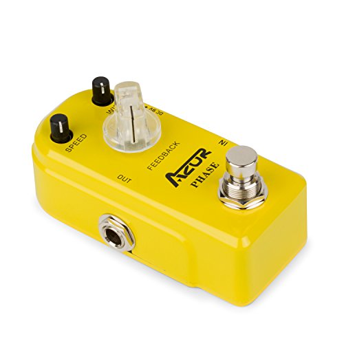 (AZOR Guitar Phaser Effects Pedal Pure Analog True Bypass ...)