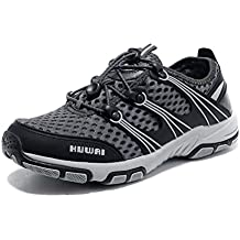 BARKOR Hiking Shoes Outdoor Sports Mesh Shoes New Breathable Leisure Flat
