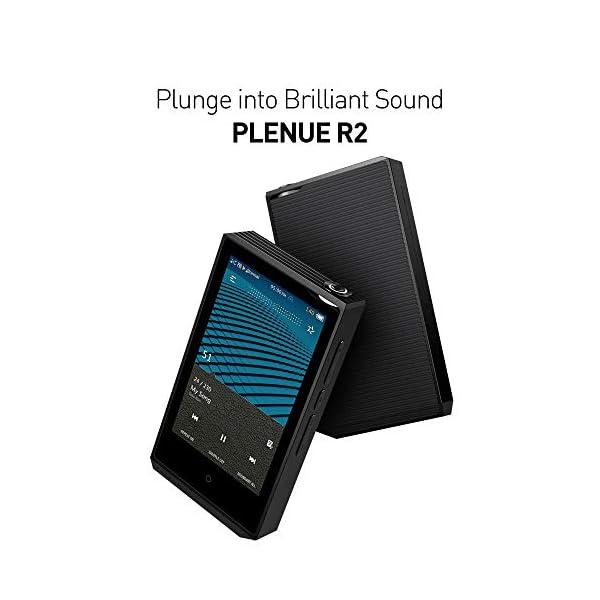High Resolution Audio Player/aptX JetEffect Bluetooth/Dual DAC, DSD256, SNR 136dB / AI Audio 4