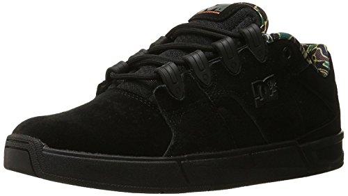 DC Mens Maddo Skate Shoe, Negro camuflado, 38 D(M) EU/5 D(M) UK