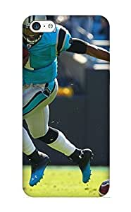 Appearance Snap-on Case Designed For Iphone 5c- Carolina Panthers Nfl Football E(best Gifts For Lovers)
