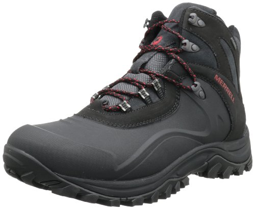 Merrell Men's Iceclaw Mid Waterproof Winter Boot