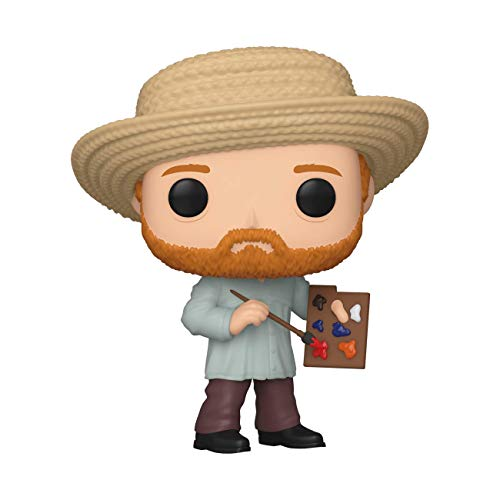 Funko- Pop Artists Vincent Van Gogh Collectible Toy, Multicolor (45252)