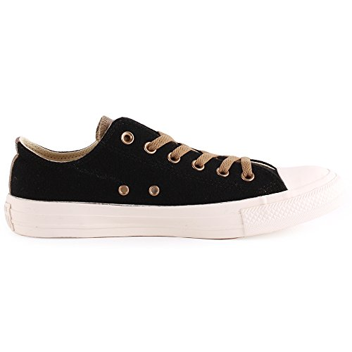 Converse Chuck Taylor All Star Core Ox Nero / Marrone