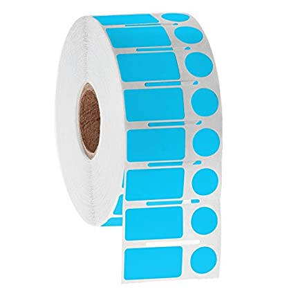 0.437 circle 11.1mm circle Cryogenic barcode labels 0.94 x 0.5 23.9mm x 12.7mm