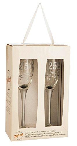 Buy rhinestone studded wine glasses