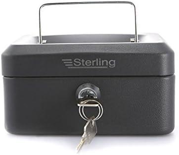 Sterling CB01 - Caja para Dinero (15 cm): Amazon.es: Bricolaje y herramientas