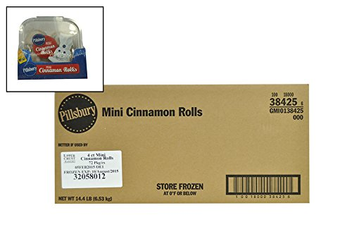 Pillsbury Mini Cinnamon Rolls, 19.2 oz., (Pack of 12) by General Mills (Image #1)