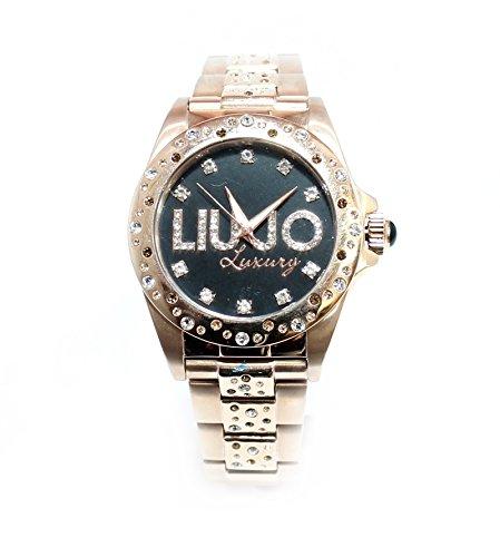 2489342a15094 Liu Jo Luxury Venus Montre bracelet Femme Strass wr50mt tlj487 listino  220,00