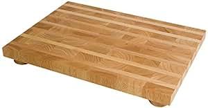 Sevy 002192 Professional Butcher Block Cutting Board