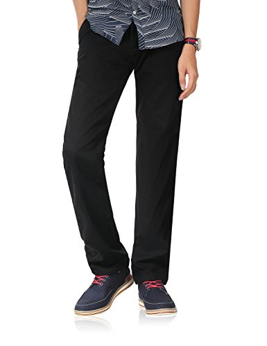 Demon&Hunter 900X Classic-Fit Series Men's Chinos Trousers DH9001x2(33) Cotton Seersucker Trousers