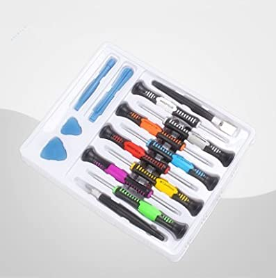 Top One Tech Repair Opening Pry Tools Screwdriver Kit Set for iPhone 5S / 5C / 5