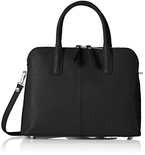 Bags4Less Berna, Borse a tracolla Donna Nero (Schwarz)