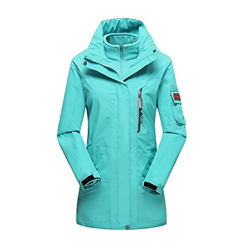 Length Moon Solid Ski Women Men FYM DYF Coat Climb Blue Couple Down Jacket W JACKETS Medium Color xv1F6FwH