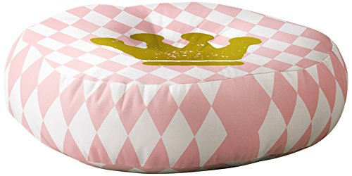 Deny Designs Hello Twiggs Floor Pillow, My Princess by Deny Designs