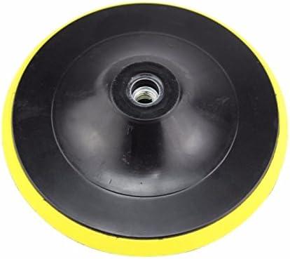 M10 125MM Smerigliatrice angolare Lucidatore Lucidatore Lucidatura Lucidatura Cuscinetto per ruota del cofano
