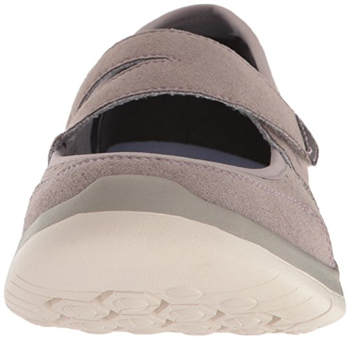 Aravon Dames Wembly Mary Jane Mode Sneaker Taupe
