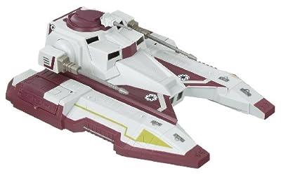 Star Wars Clone Wars Star fighter Vehicle - Republic Fighter Tank