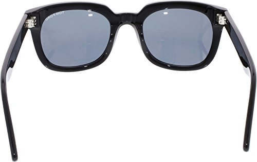 Tom Ford TF 198 01A CAMPBELL BLACK Sunglasses - 53mm